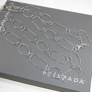 Silpada Lasting Impression 925 Silver Necklace